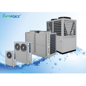 China EVI High Cop Low Ambient Air Source Heating Pump Automatic Intelligent Control System on sale