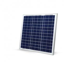 China 5w - 100w Mini Solar Panel Crystalline Silicon Material High Wind Pressure Resistant on sale