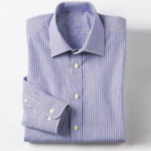 China Mens Striped Shirt on sale