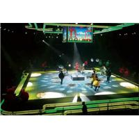 IP65 Led Dance Floor Lighting , High Brightness Portable Lighted Dance Floor