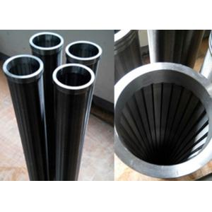 China Filtration Equipment Industrial Self Cleaning Filter Automatic With V Wire Wrapped Screen on sale