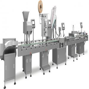 China High intelligence Automatic Packaging Machine 20 - 40 bottles / min Speed on sale