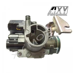China throttle body for honda motorcycle spacy110 on sale