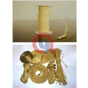 China 3 - 12 Strands Aramid Rope For High Strength And Low Weight Sports Instruments on sale