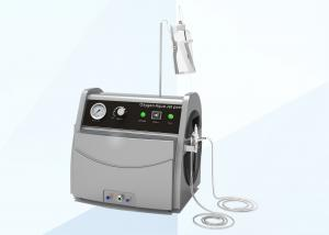 China Portable Skin Peeling Solutions Water Oxygen Jet Peel Machine 13.56 MHZ Frequency on sale