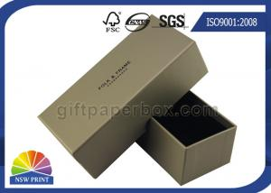 China Sunglasses Embossing Hard Cardboard Paper Boxes With Pantone Color Printing on sale