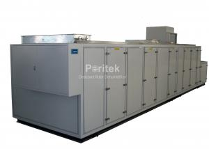 China Air Desiccant Rotor Dehumidifier 15000m³/h Airflow PLC Control on sale