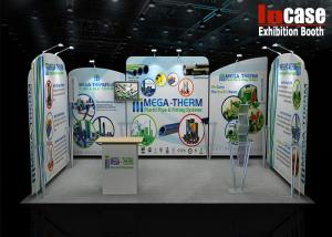 Exhibition Stand Design China : Recycled portable exhibition stand tension fabric graphic backdrop