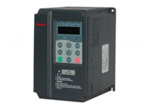 China Small Dimension Single Phase Frequency Drive / Portable Frequency Inverter Motor on sale