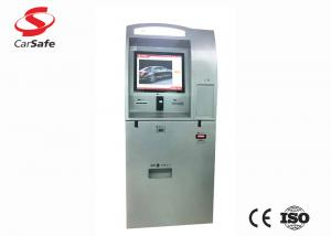 China TCP / IP Car Parking Management System  Barcode Scanning Convenient Operation on sale
