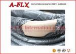 Grey / Balck Escalator Handrail Belt Rubber For LG / Sigma Escalator