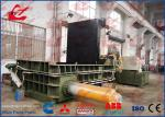 Hot Sale Hydraulic Metal Baler Scrap Baling Press Machine 250 Ton Force WANSHIDA China Made