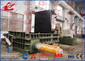 China Hot Sale Hydraulic Metal Baler Scrap Baling Press Machine 250 Ton Force WANSHIDA China Made on sale
