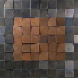 Brick Stone Rock Exterior 3D Wall Panels Composite Aluminium For Wall  Covering