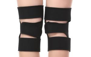 China Chronic Arthritis Self Heating Knee Pad / Tourmaline Knee Brace Heating Pad on sale