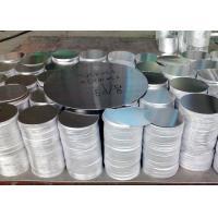 Deep Drawing 3003 Round Aluminium Discs Circles Cookwares Non Stick Pans