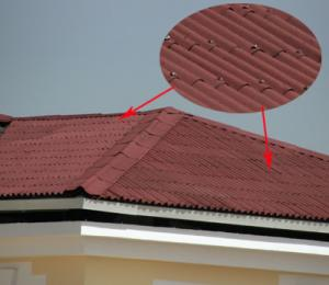 Red Black Green Corrugated Bitumen Roof Sheet For Sale Roofing Tile Manufacturer From China 106769133