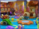 Amusement Park Indoor Playground Equipment For Family Entertainment Center