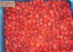 20%-30%性質の小花を搭載する赤く純粋な有機性凍らせていたいちごのフルーツ