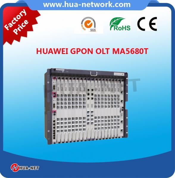 Original HUAWEI OLT MA5680T GPON olt on promotion for sale
