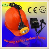 15000lux Ip65 Explosion Proof Led Mining Cap Lamp With Charger