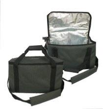China Bait cooling 600D fabric Fishing Tackle Bag with PVC coating on sale