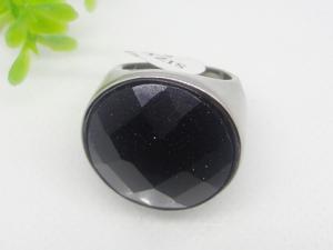 China Antique Style Semi Precious Stone Ring 1140335 on sale