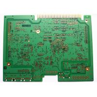 Gold Finger HASL Electronic Printed Circuit Board with Hard Gold Plating