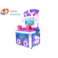 Happy Fishing Redemption Game Machine Video Game 22 Inch Display For Two Person