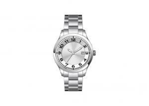 China Multi Dial Color Details Quartz Watch  , Solid Band Original Quartz Watch Japan Movt on sale