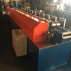China Ceiling Stud And Track Iron Roll Forming Machine With Voltage Of 380V 60HZ 3 Phases on sale