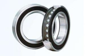 China SKF 25ber19x Angular Contact Ball Bearing , Spindle Bearing High Accuracy on sale
