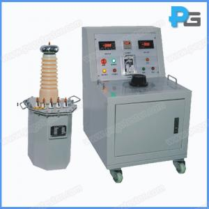 China Electric safety test equipment 50KV/30KV/20KV/10KV AC and DC withstand voltage tester on sale