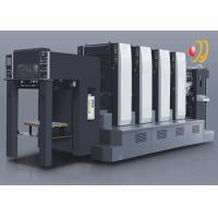 Multicolor Flatbed Page Offset Printing Machine 45kw 220V / 380V