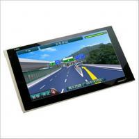5 Inch Touchscreen GPS Car Navigation, Portable GPS Navigation with GPS IGO8 Map free