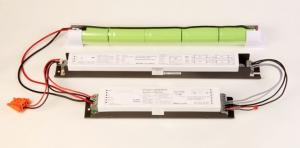 China Customized NIMH Rechargeable AA Batteries 4.8V AA 2100mAh For Emergency Lighting supplier