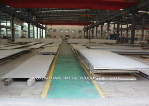 China Hot Rolled 304 Grade Stainless Steel Sheet NO.1 Surface Laser Cutting Available on sale