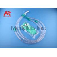 China Child / Adult Anesthesia Breathing Circuits ISO9001 / ISO13485 on sale