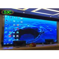 Company lobby/conference room Wall mouted high definition smd p4 lled creen