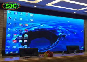 China High Definition Smd P4 Outdoor Full Color LED Display For Company Lobby / Conference Room on sale