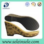 outsole del artículo de los zapatos de vestir del tacón alto