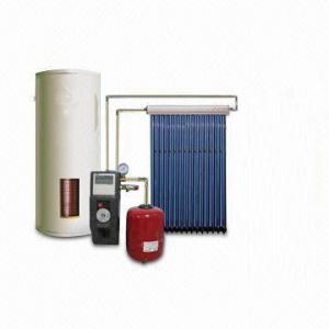 China Solar Water Boiler Work with Heat Pipe Solar Collector on sale