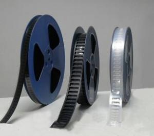 China Conductive Embossed Carrier Tape With Reel Cover Tape Accurate Dimensions on sale