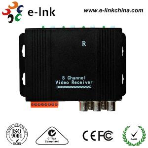China Active CCTV UTP Video Extender Transceiver , Twisted Pair Video Converter on sale
