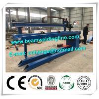 High Speed Wind Tower Production Line For Tank Longitudinal Seam Welding