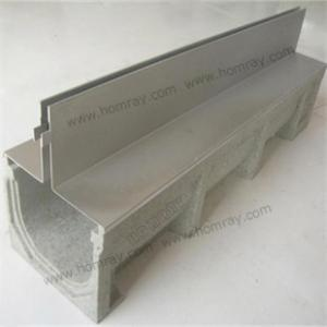 China FHR100 gap linear drainage channel on sale
