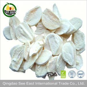 China Freeze Dried Garlic Granule lyophylizedgralic flakes on sale