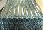 GI Tile 836 mm Galvanized Steel Coil Galvanised Corrugated Steel Sheet