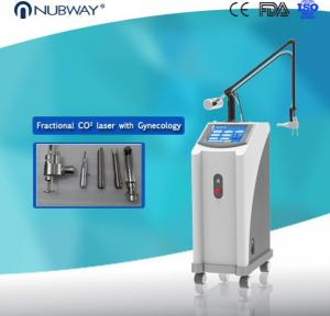 China RF Metal Tube Co2 Fractional Laser Machine , CO2 Fractional Laser Vriginal Tightening on sale