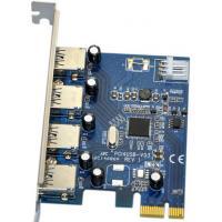 USB3.0 4 Port PCIe Card